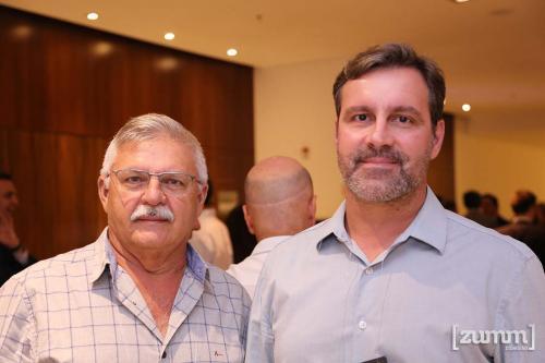 Ademir e Marcel Veronezi