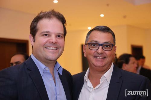 Fabio Fernandes e Adilson Haddad