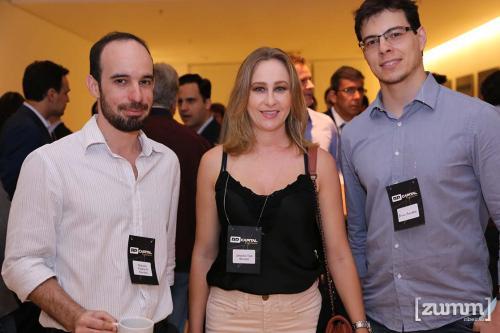 Marcelo Fidelis Mendes, Janaina Tais Bonato e Bruno Zanatta