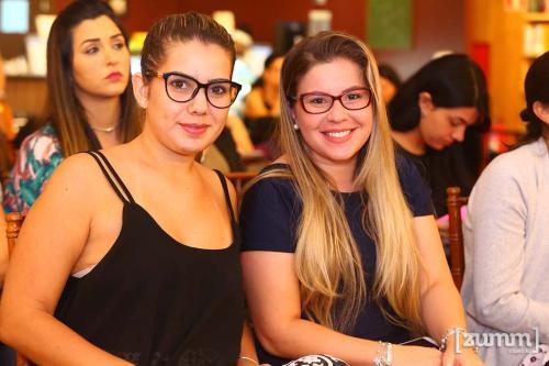 Amanda Siqueira Salomão e Jemima Teresa Ribeiro