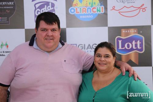 Emerson Bonatida Silva e Leila Vendrusculo