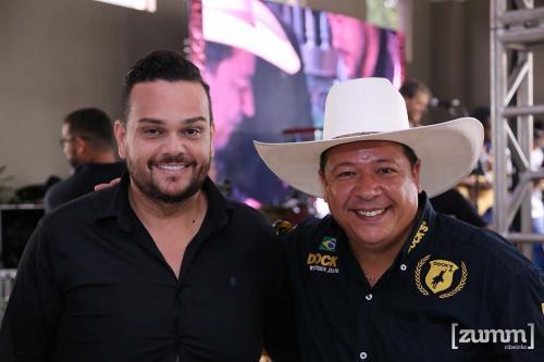 Lincon Fernandes e Marlboro Ramos