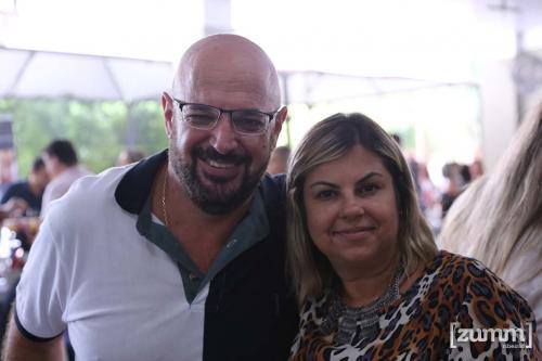 Mauro e Denise Aquino