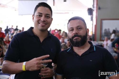 Tiago NAscimento e Fulvio Almeida