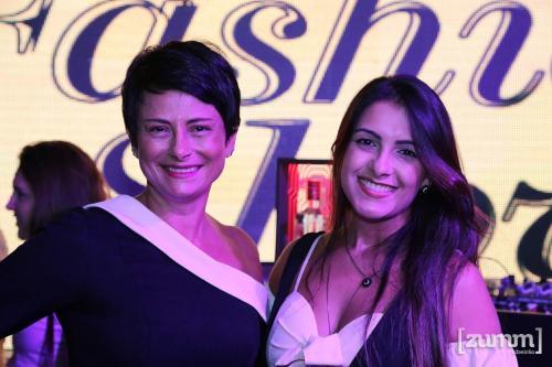 Angela Mira e Aline Schardosim