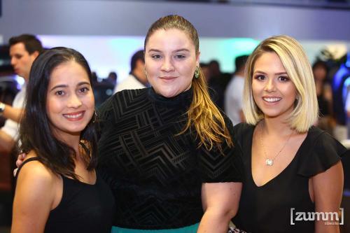 Patrícia Monteiro, Larah Gomes e Nagela Almeida