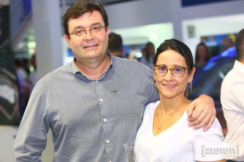 Renato Ferreira e Simone Biagini