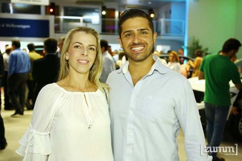 Roberta e Gabriel Gianetti