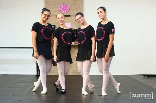 Ana Laura, Carol Mamed, Julia Souza e Duda Vidal