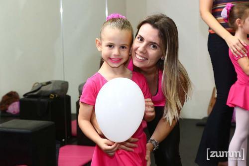Talita e Manuela Parra