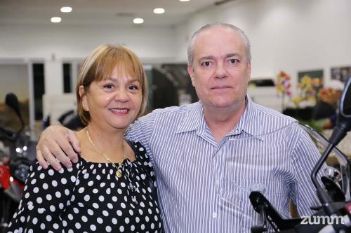 Maria Augusta e Alex Motta