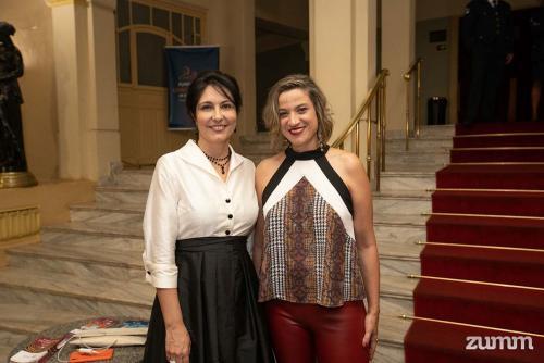 Adriana Silva e Viviane Mendonça
