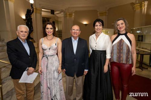 Edgar de Castro, Dulce Neves, Luiz Octávio Junqueira Figueiredo, Adriana Silva e Viviane Mendonça
