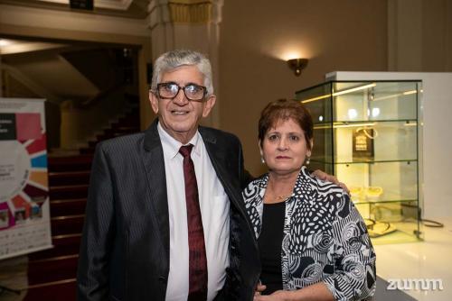 Gilberto Andrade de Abreu e Matilde Oliveira Abreu