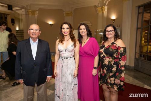 Luiz Octávio Junqueira Figueiredo, Dulce Neves Vera Martins Guedes e Gisele Cavallieri