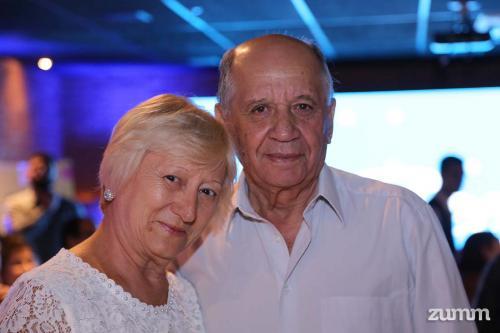 Léia Lopes de Oliveira e Paulo Joaquim Augusto