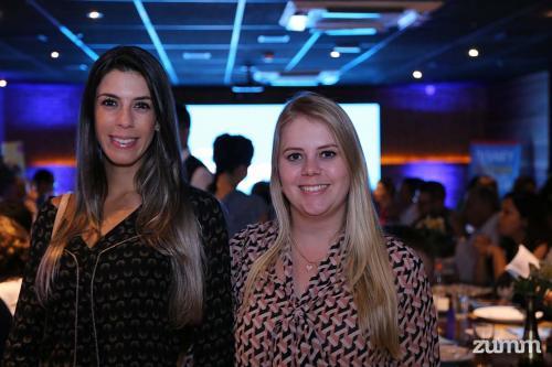 Mayara Haudicho e Bruna Vieira