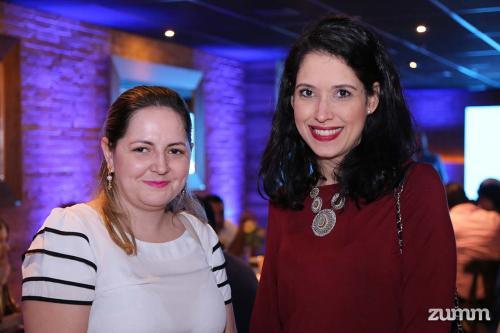 Patricia Ivo e Thais Leal