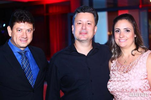 Emerson Savoia , André e Camila Bighetti