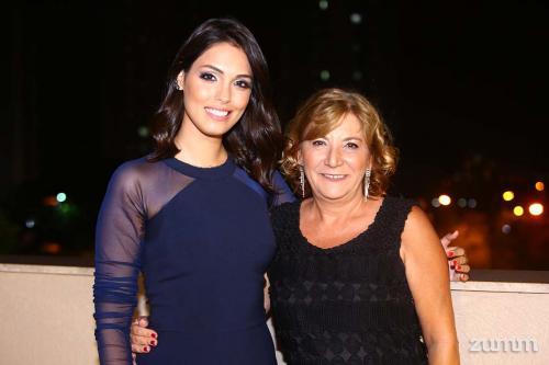 Fernanda Leme e Rosana Ferreira