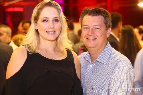 Francine e Tanielson Campos