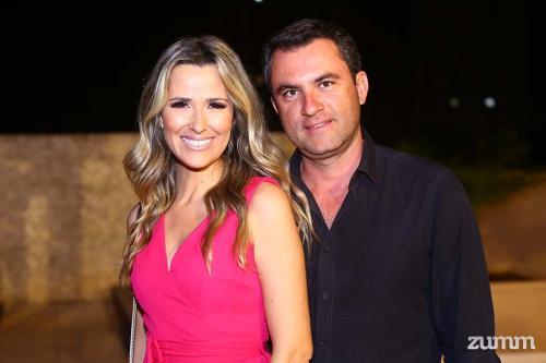 Juliana e Eduardo Cochoni