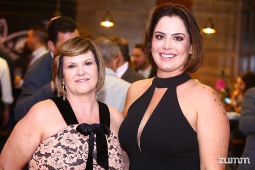 Luceli Martins e Lucinha Corsini