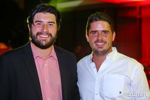 Otávio Campos e Victor parreira