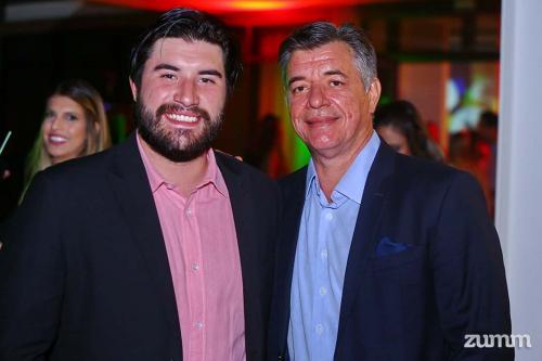 Otávio e José Henrique Campos