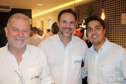 André Raphael, Luciano de Marco e Neto Nosralla