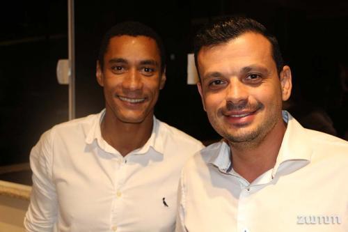 Jorge Augusto Simões e Fernando Machado da Silva