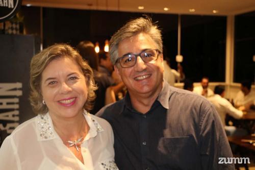 Veruska e Érico Marques