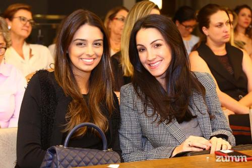 Bruna Morandini e Isabela Contatto