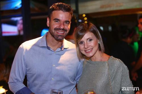 Aureo Figueiredo e Karina Grespan