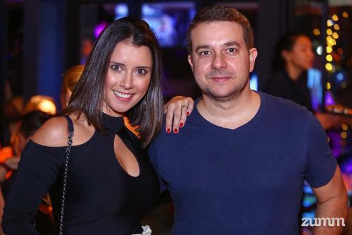 Daniela Evaristo e Gustavo Marchesi Dorsi