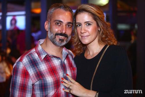 Fábio e Mariana Lagazzi