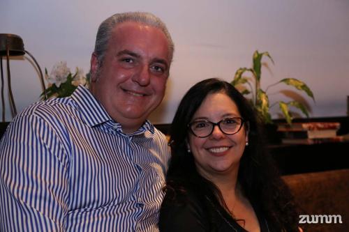 Carlos e Thelma Lunardi