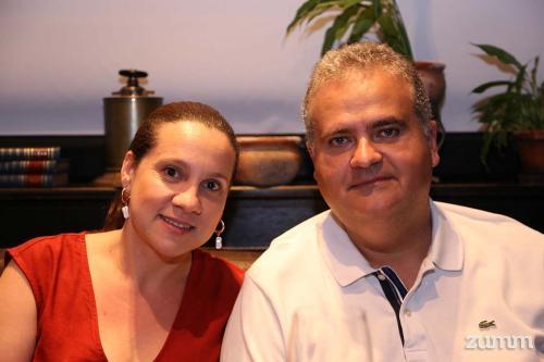 Fulvia e Egberto Ferroni