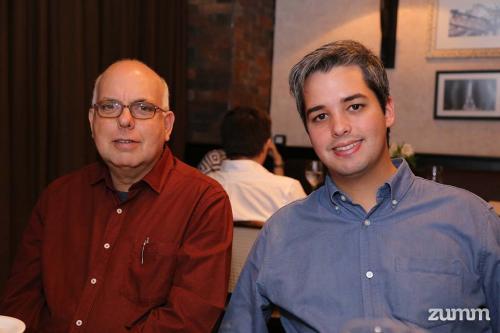 Marcos e Estévão Landell