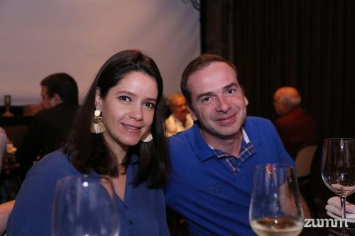 Rodrigo Fracasso e Patricia Dantas