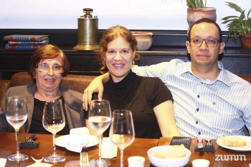 Defina Garcia, Sheila e Márcio Minoru