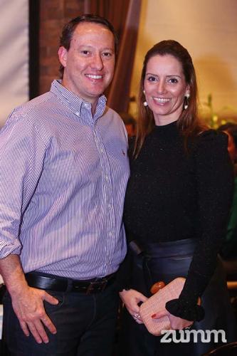 Marcelo e Luciana Leipiner