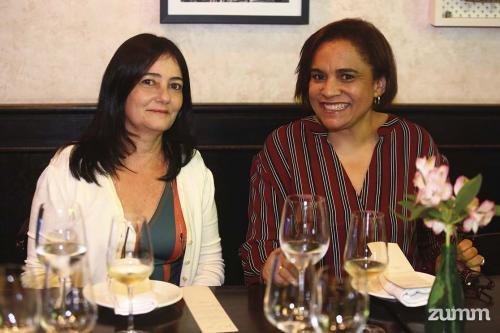 Rita varella e Silvana Lopes