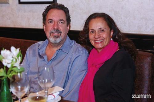 Tulio  e Marcia Santini