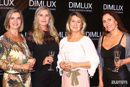 Kuka Frossard, Mariene Seron, Mônica Benedini Calil e Marta Figueiredo