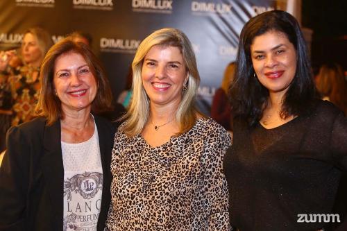 Marisa Zanin, Luiza Prudente Correa e Cida Suidedos