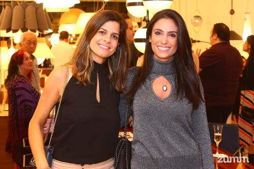 Tânia Conterato e Marcela Casseb