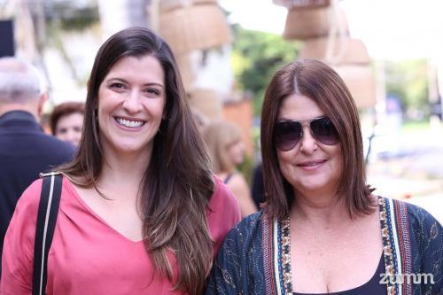 Andreza Passilongo e Mirella Gerbasi