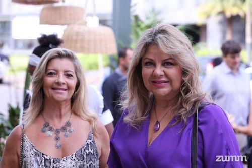 Lucila Martinelli e Heloisa Ribeiro