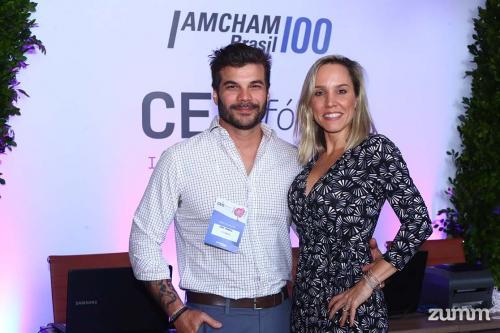 Joao Rangel e Jana Cruz